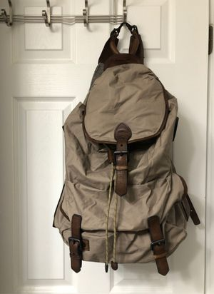 Barely used men's Burberry travel backpack - Used no more than 10 times for Sale in Westminster, CA