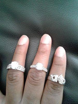 Sliver ring size 9 for Sale in Detroit, MI