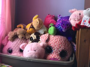 Kid plushies for Sale in Garland, TX