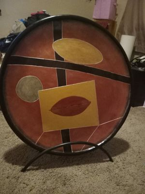Decorative plate with stand for Sale in Brainerd, MN