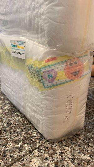 Unopened 54count newborn diapers. for Sale in Norwalk, CA