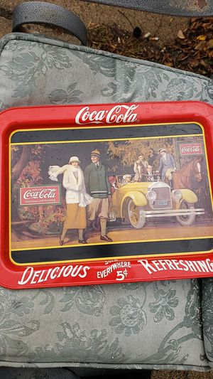 Coca cola tray for Sale in Inver Grove Heights, MN