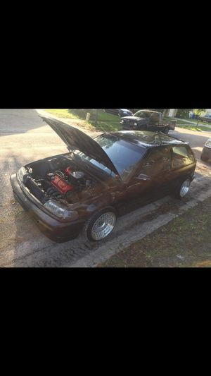 1991 Honda Civic DX Hatchback for Sale in Tampa, FL