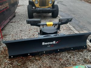 Snow Ex for Sale in Lisbon, CT