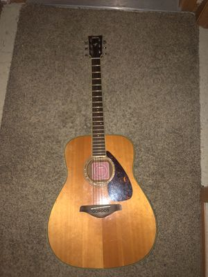 Yamaha guitar for Sale in BETHEL, WA