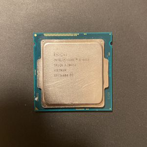 Intel Core i5 4460 for Sale in Carlsbad, CA