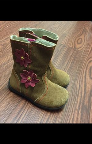 Baby's girl boots size 8 for Sale in Dallas, TX
