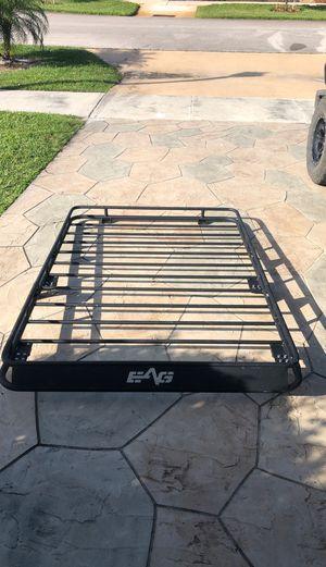 EAG steel roof rack for JKU (3 part) for Sale in Boca Raton, FL