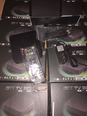 BETTER THAN FIRESTICK ANDROID TV BOXES FOR SALE 2 FOR $100 OR 1 FOR $65 for Sale in Phoenix, AZ