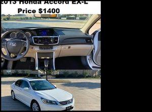 ֆ14OO_2013 Honda Accord EX-L for Sale in Virginia Beach, VA