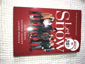 Let it snow book for Sale in Corona, CA
