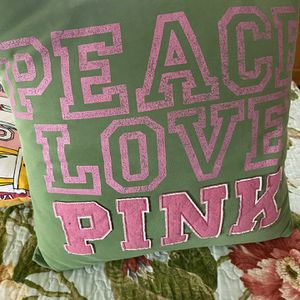 Vintage Victoria's Secret PINK pillows - Must Pick Up , Smoke Free , Perfect Condition , Non Shedding Dogs In Home $50 Each for Sale in Nellis Air Force Base, NV