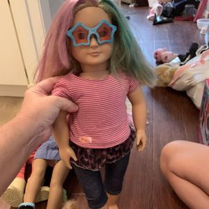 Our generation doll for Sale in Lutz, FL