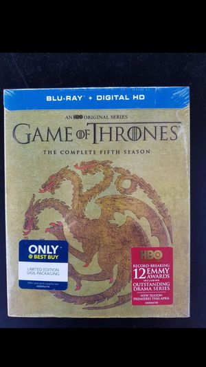 Game of Thrones 5th season for Sale in Santa Ana, CA