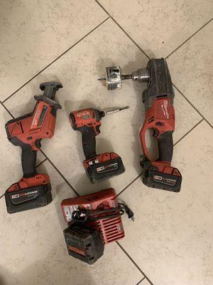 Milwaukee tools for Sale in Santa Ana, CA
