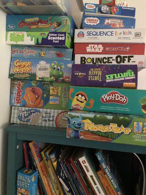 Bulk of Kids game. for Sale in Miami Lakes, FL