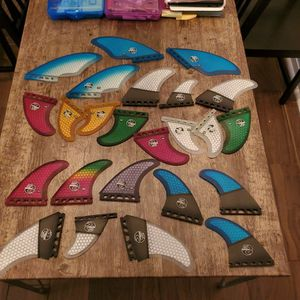 Surfboard Fins , In Futures And Fcs2 Systems for Sale in San Diego, CA