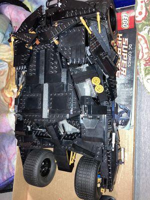 LEGO BATMAN TUMBLER for Sale in Phoenix, AZ