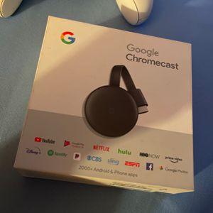 Google Chrome cast for Sale in Newport News, VA