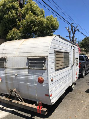 1960s Vintage canned ham trailer for Sale in Los Angeles, CA