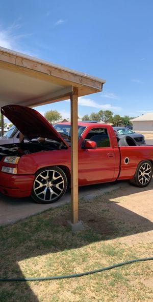 Silverado 02 for Sale in Phoenix, AZ