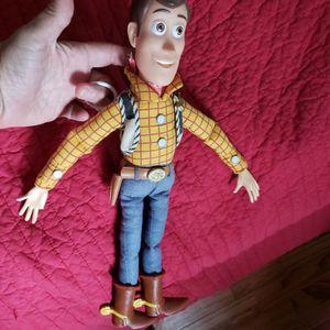 Woody Talking Doll for Sale in St. Petersburg, FL