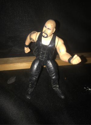Wwf very rare Jaaks Pacific action figure for Sale in Bridgeport, PA