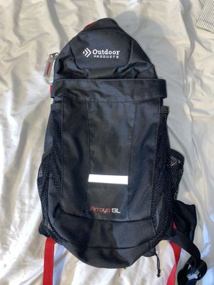 Outdoors products hydration backpack for Sale in San Pedro, CA