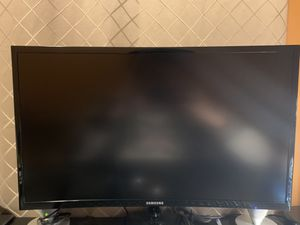 """24"""" Samsung curved monitor for Sale in Kenmore, WA"""