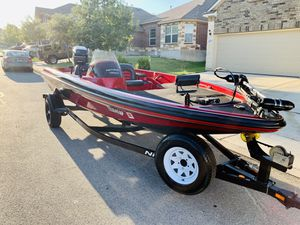 2008 Nitro Bass Boat 90 hp for Sale in San Antonio, TX