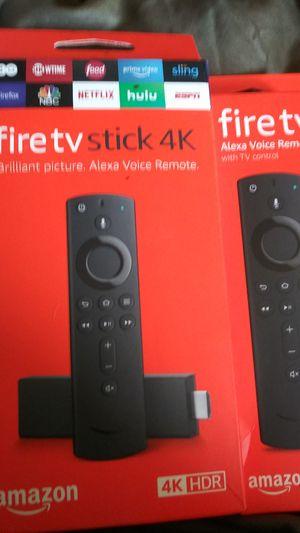 Fire tv stick 4k for Sale in Aurora, CO