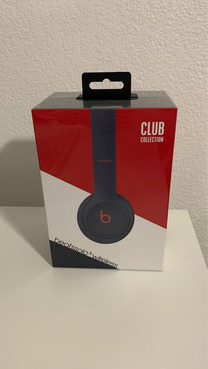 Beats Solo 3 Wireless Club Collection Unopened for Sale in Tempe, AZ