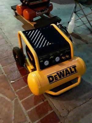 DEWALT 4.5 Gal. Portable Electric Air Compressor for Sale in Garden Grove, CA