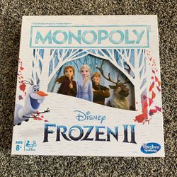 Brand New FROZEN Monopoly for Sale in Portland,  OR