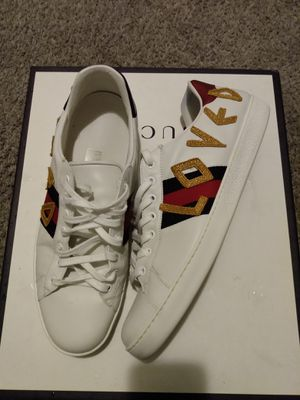 "Gucci ace ""Loved"" size 12 for Sale in Columbus, OH"