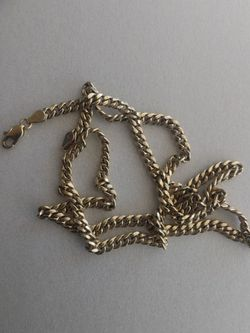 14k 20in Gold Necklace for Sale in Cedar Park,  TX