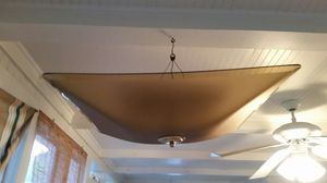 Mid Century Ceiling Lamp - original for Sale in Austin, TX