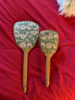 Brush & Mirror set antique for Sale in Phoenix, AZ