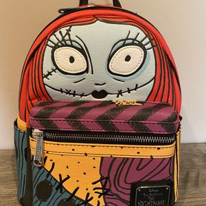 Sally Nightmare Before Christmas Loungefly for Sale in Payson, AZ
