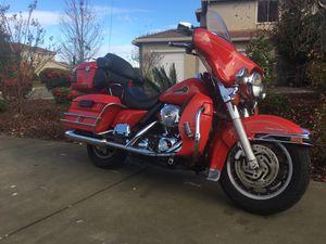 2005 Harley-Davidson ultra classic for Sale in Modesto, CA
