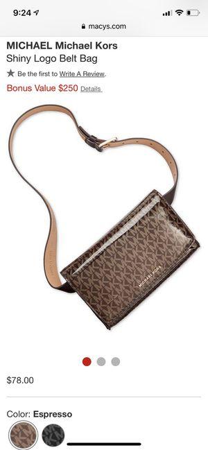 Michael Kors waist bag for Sale in Henderson, NV