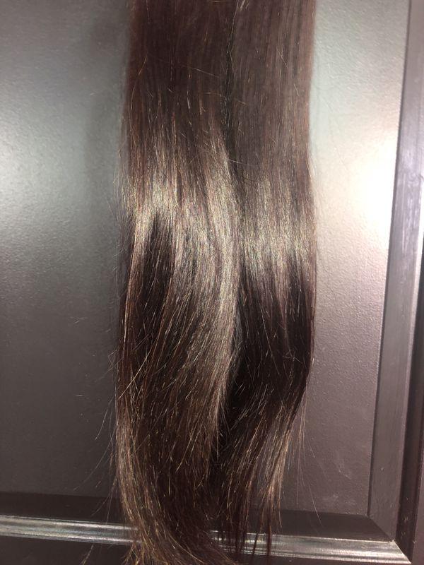Raw straight Virgin hair Bundles