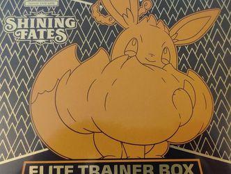 Pokemon Shining Fates Elite Trainer Box for Sale in Long Beach,  CA