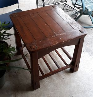 wood table for Sale in Richardson, TX