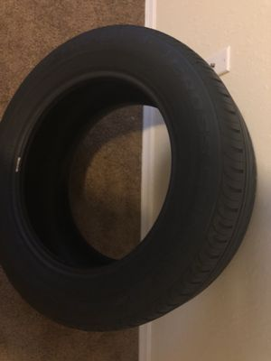 Continental 255/55/R18 cross contact tire for Sale in Avon Park, FL