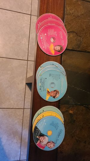 DVD Seasons 1-2-3 Golden Girls for Sale in Poinciana, FL