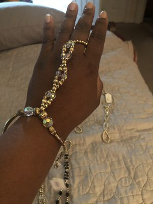 Beautiful arm finger bracelets for Sale in Richmond, VA