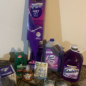Cleaning Household Bundle #3 for Sale in Wichita, KS