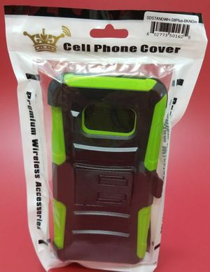 Samsung Galaxy S8 Plus Rugged Belt Clip Holster Case for Sale in San Diego, CA