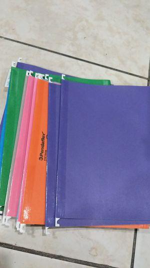 File folders for Sale in Whittier, CA